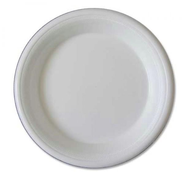 Foam Plate 10 Inch