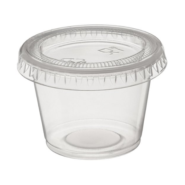 Clear Container 1oz