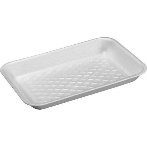 Foam Tray White S1