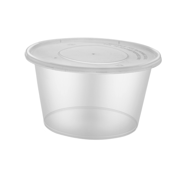 Microwave Container 525cc