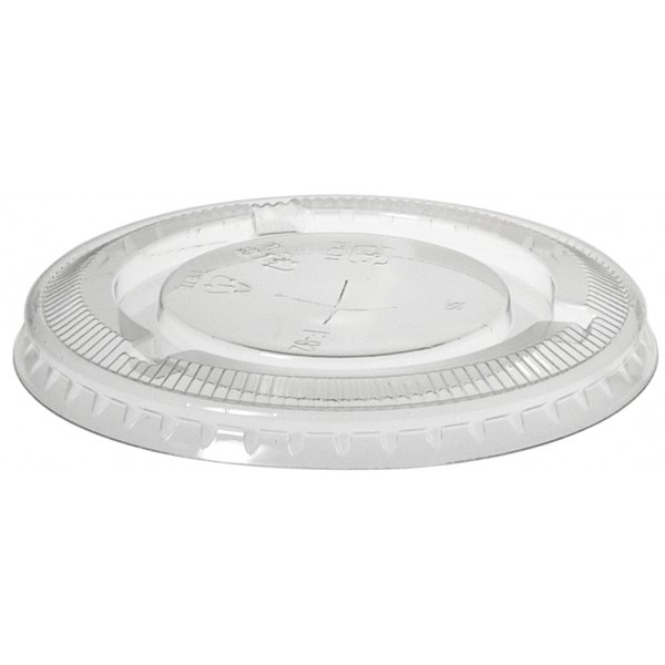 PP Cup Flat Lid
