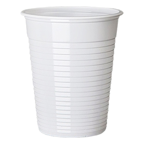 Plastic Cup – PP White