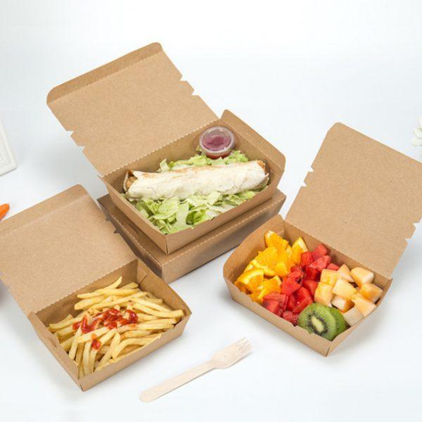 Kraft meal boxes
