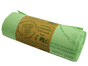 140l completely compostable liner, roll 10