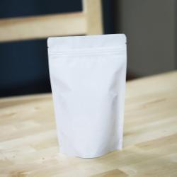 White pouch 250g