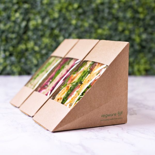 Kraft eco sandwich wedge