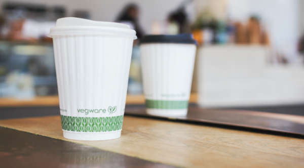 Eco Ripple paper cups