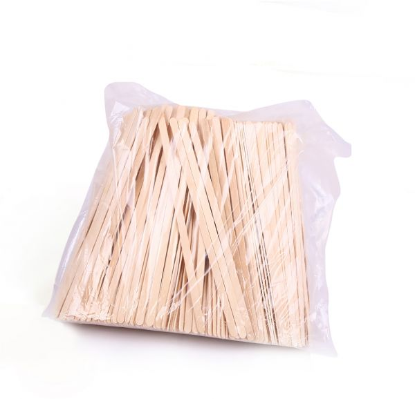 Disposable Wooden Coffee Stirrer