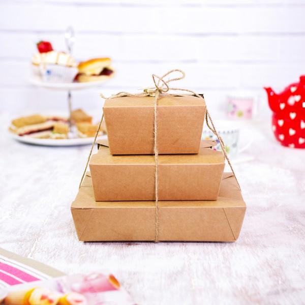 PLA Paper food box 1300ml